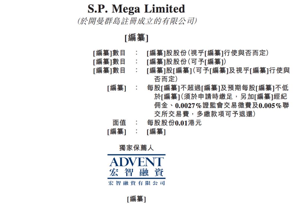 S.P. Mega Limited
